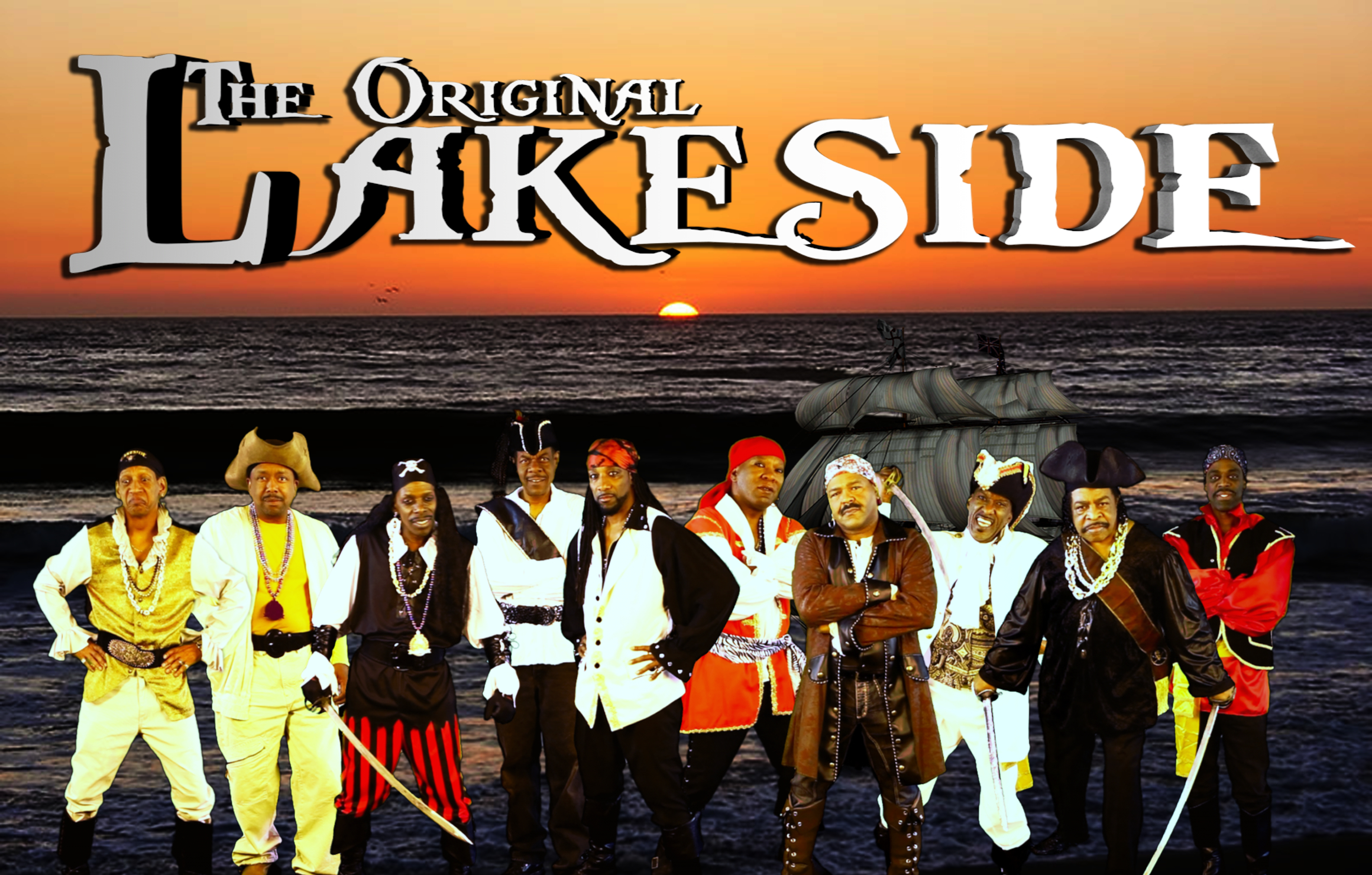 Image result for the original lakeside band